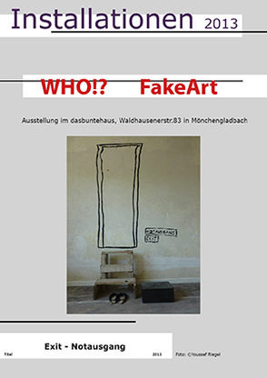 Installation: Exit - Notausgang