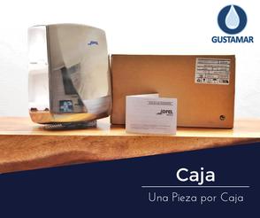 CAJA DEL SECADOR DE AIRE PARA MANOS / SECAMANOS JOFEL FUTURA INOXIDABLE ÓPTICO AA16126