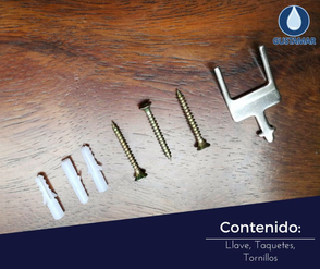 CONTENIDO DEL DESPACHADOR DE PAPEL HIGIÉNICO INSTITUCIONAL JOFEL FLUIDO CÉNTRICO AE67011