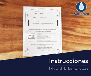 INSTRUCCIONES DEL SECADOR DE AIRE PARA MANOS / SECAMANOS  JOFEL FUTURA ÓPTICO AA14126
