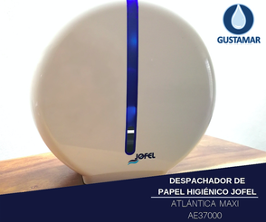 DISPENSADOR DE PAPEL HIGIÉNICO JOFEL MAXI ATLÁNTICA AE37000
