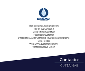 DATOS DE CONTACTO DE GUSTAMAR AC70600