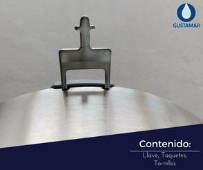 CONTENIDO DEL DESPACHADOR DE PAPEL HIGIÉNICO JOFEL MINI ATLÁNTICA ANTIBACTERIAL AE32000