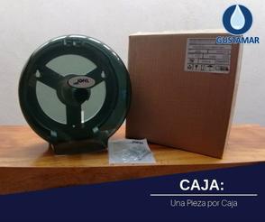 CAJA DEL DISPENSADOR DE PAPEL HIGIÉNICO INSTITUCIONAL JOFEL MINI SMART AE59403