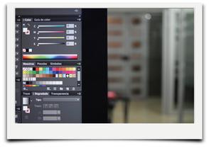 Bild zum Thema Design Internetseiten und Link in die Ebene Design