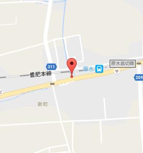 ほらふき亭 菊陽店地図