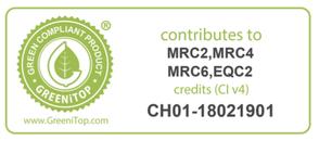 LEED Zertifikat, MRC2, MRC4, MRC6, EqC2