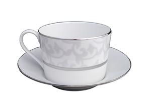 Assiette Trianon Arabesques Nara porcelaine