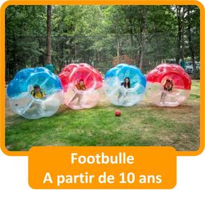 Saumur Forest Aventures Footbulle