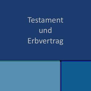 Testament und Erbvertrag- Erbrecht | Hildesheim