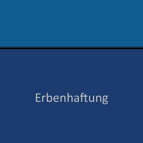 Erbenhaftung - Erbrecht | Hildesheim