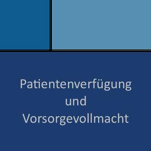 Patientenverfügung und Vorsorgevollmacht - Erbrecht | Hildesheim