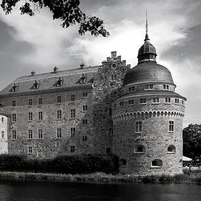 Örebru Castle Sweden