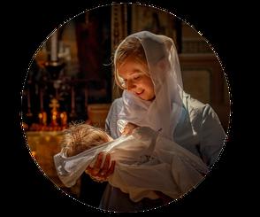 Фотограф крещения в Берлине, Съёмка крестин в Берлине, фотограф крещения Германия