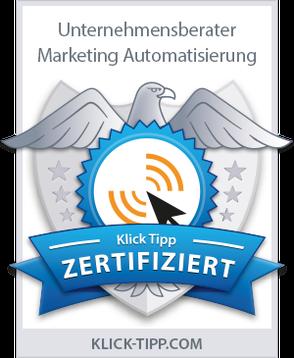 Klick-Tipp Consultant Zertifikat