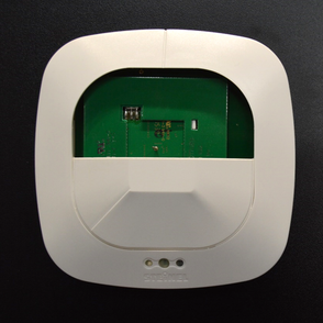 Microgolf-detector (halfdoorgesneden behuizing)