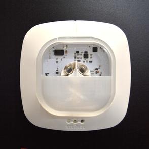 PIR-detector (halfdoorgesneden behuizing)