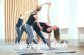 Yoga Einzeltraining für deine individuellen Bedürfnisse in Hernals, 1170 Wien.
