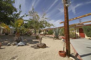 Joshua Tree Nationalpark Hotel Tipps und Unterkünfte
