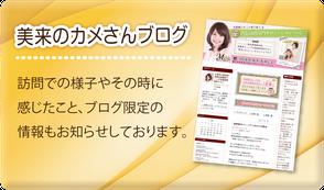 美来(みらい)のカメさんブログ