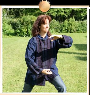 Tai Ji Quan, Patricia Kressig-Schori, Praxis für Energetische Körpertherapien, Zürich