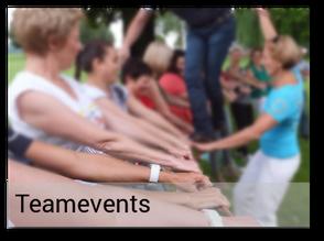 Teamevents, Teamtraining, Ausflug, Betriebsausflug, Incentive, Betriebsfeier