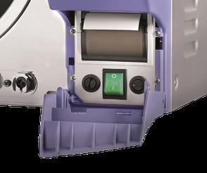 interner Protokoll Thermodrucker zu SterilClave ab 2012