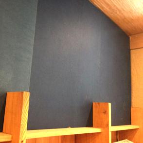 無垢の木空間。自然素材。DIY。大阪府吹田市の木の家ならWASH建築設計室。