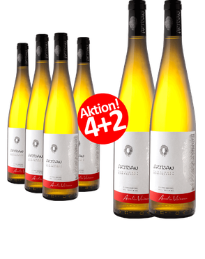 6-er Weinpaket - Gratisaktion 4+2 Flaschen Gratis - Artisan Tamaioasa Romaneasca 2018 (Rumänische Weihrauchtraube)