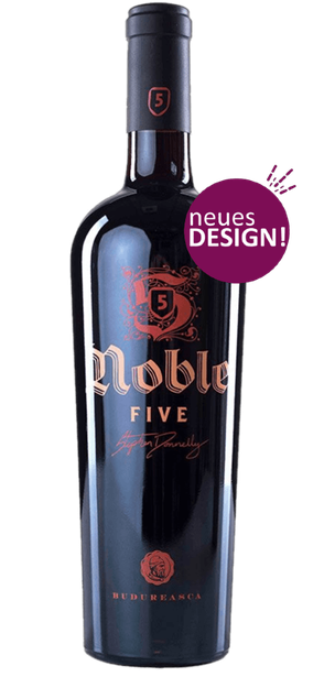 Budureasca Noble 5 - Cuvee 2015