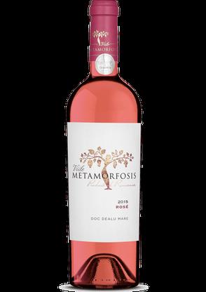 Viile Metamorfosis  Rosé 2017