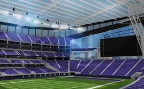 US Bank Stadium - Minnesota minneapolis nfl mlb mls football america usa national superbowl soccer ncaa