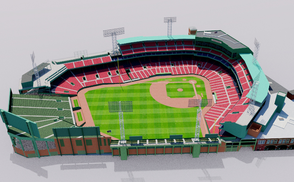 Fenway Park - Boston mls baseball usa america canada stadium stadion estadio ballpark vr ar