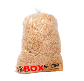 wood wool bags for packaging