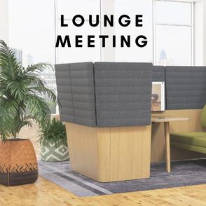 Besprechungsecke und Lounge für Meeting