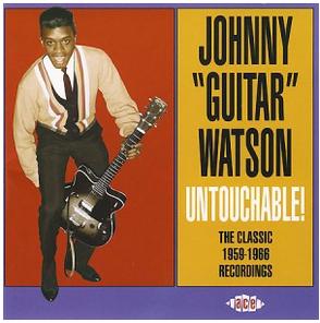 3x Johnny Guitar Watson und seine F-65