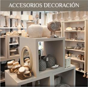 accesorios decoración