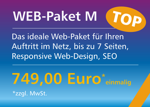 Web-Paket M