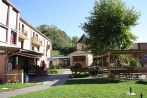 Le cadre privilégié de la résidence Gustave Pedoya