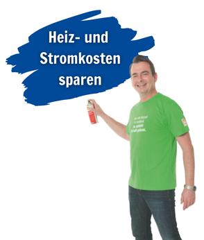 Heiz- und Stromkosten sparen mit Markus Bayer Installationen