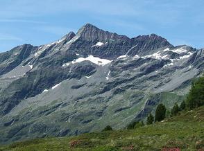 Ostansicht Durreck (Bildausschnitt. Original by Cactus26 [CC BY-SA 3.0; via Wikimedia Commons])