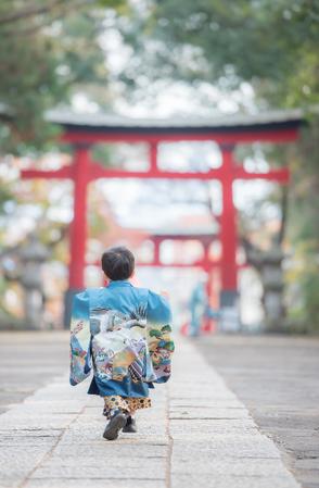 七五三撮影 北井香苗 出張カメラマン 出張撮影 3歳七五三 東京 家族写真 ロケーションフォト 七五三