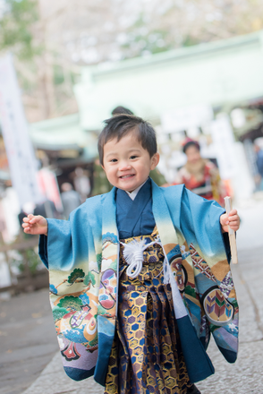 七五三撮影 出張カメラマン 北井香苗 出張撮影 3歳七五三 東京 家族写真 ロケーションフォト 七五三