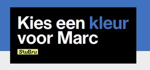 help Marc Van Ranst de kleur van zijn trui kiezen