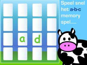 abc memoryspel