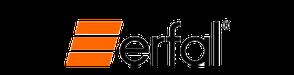 Logo der Marke erfal
