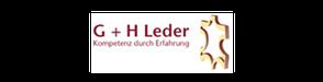Logo der Marke G + H Leder