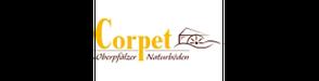 Logo der Marke Corpet
