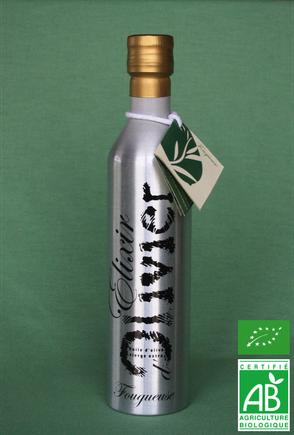 Premier cru huile d'olive bio