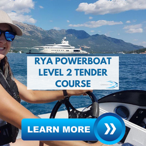 yacht crew tender licence courses